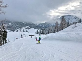 Skiing in Nassfeld: where to ski, skate and spa in Austria's Southern Alps