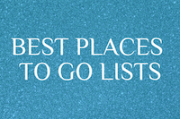 Best places to go