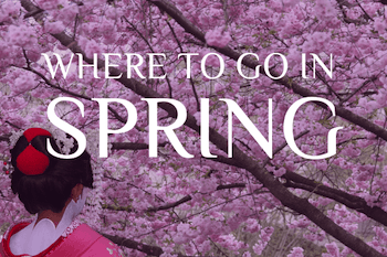 Best places to travel in spring