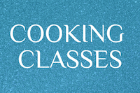 Cooking classes