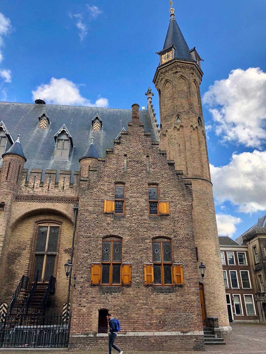 Inner Courtyard, Binnenhof, The Hague