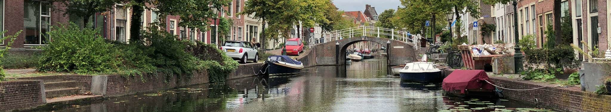Best places to visit in Holland include Leiden
