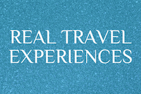 Real travel experiences