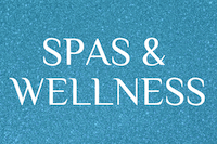 Spas and wellness