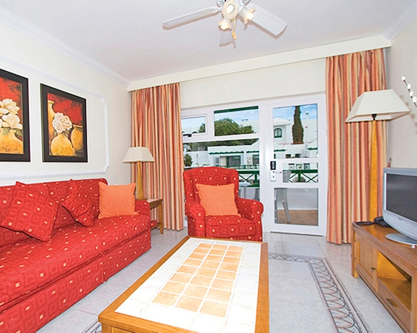 The competition winner will stay at Club Las Calas Lanzarote in a recently furbished, modern apartment