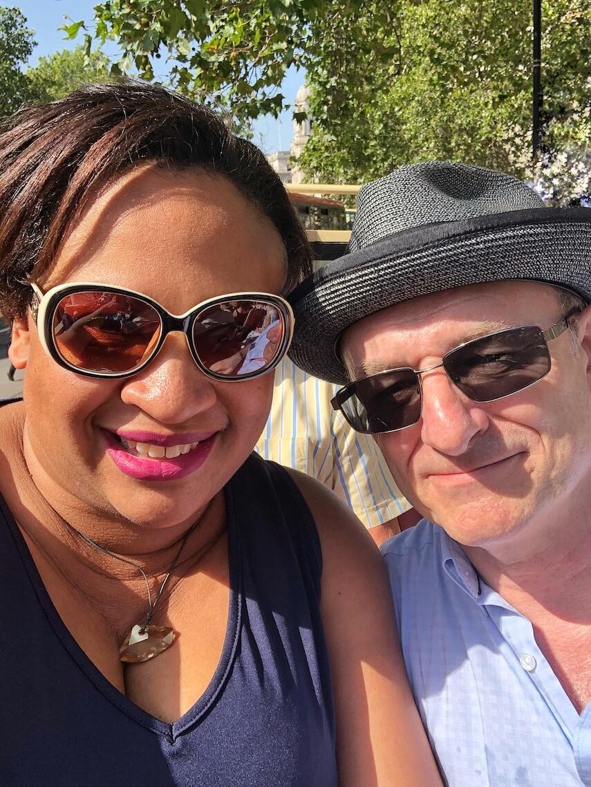 Sarah & Terry Lee of affordable luxury travel blog, LiveShareTravel