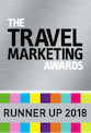 Runner Up Travel Marketing Awards 2018