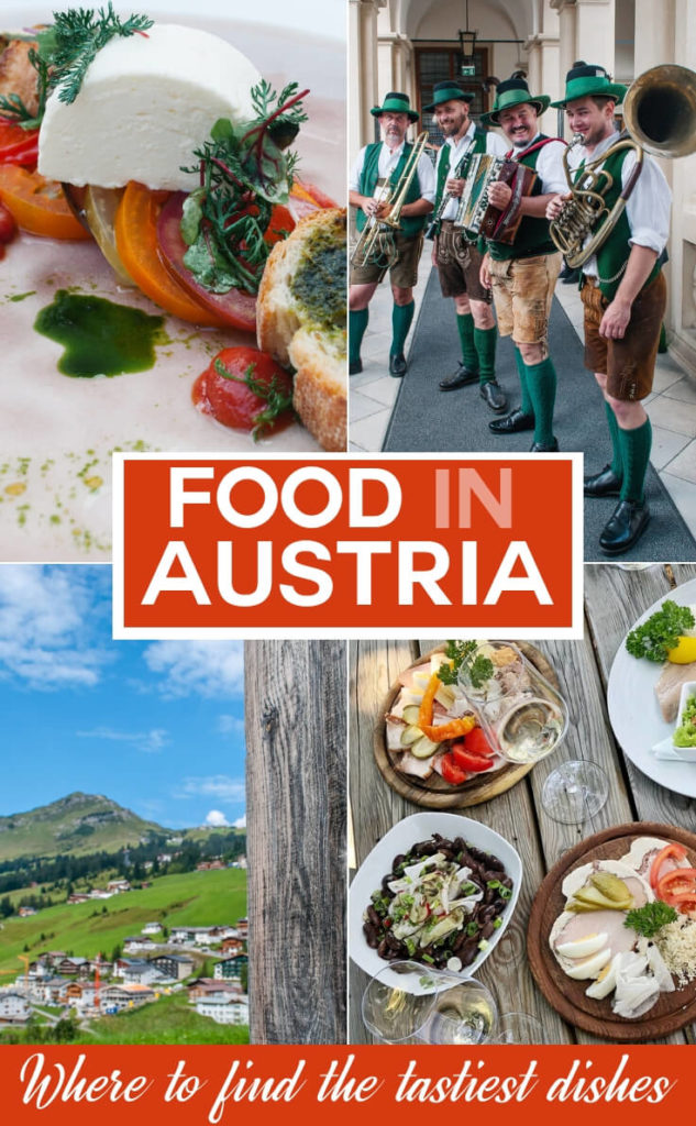 Food in Austria - where to find the tastiest dishes