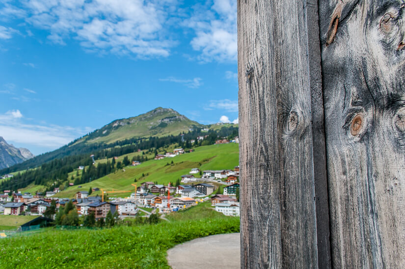 Nature and fresh mountain air create the perfect environment for good food in Austria