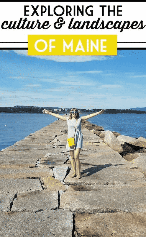 Exploring the culture and landscapes of Maine