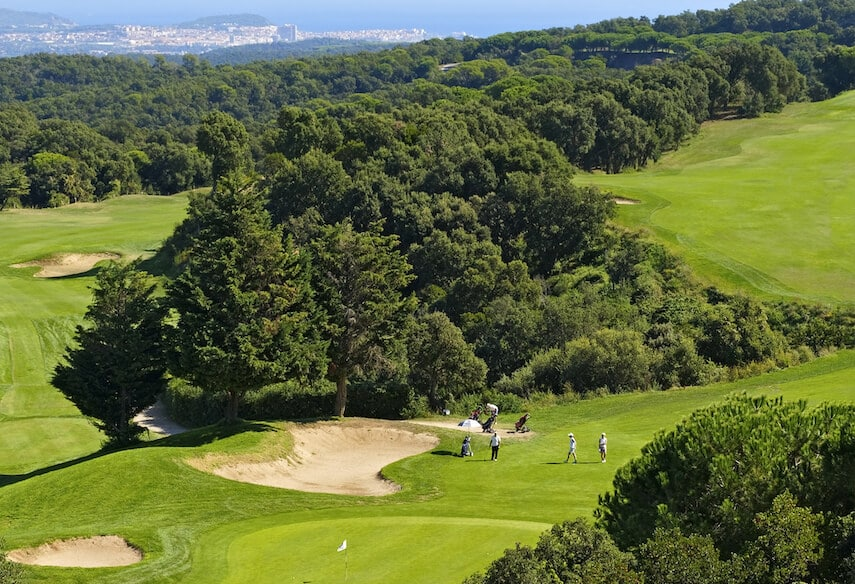 Known as the Costa del Golf, there are more than 70 courses in this area of Spain to perfect your swing