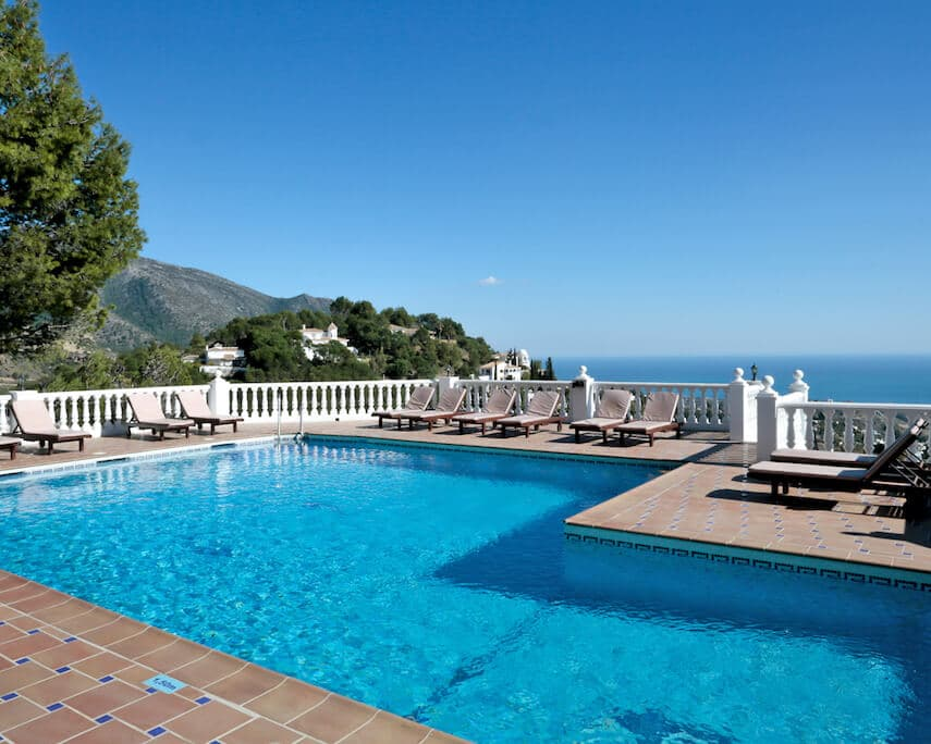 Perched on the hillside next to the white village of Mijas, Macdonald La Ermita Resort is an oasis of tranquillity