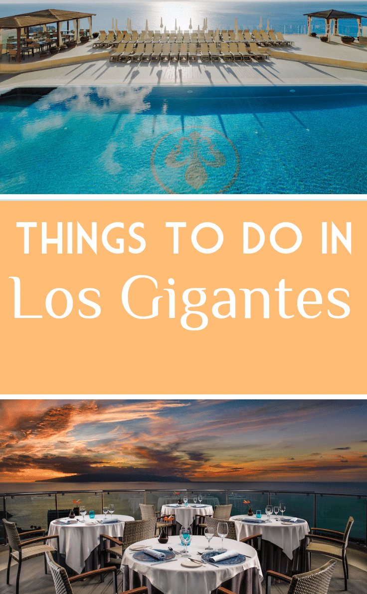 Things to do in Los Gigantes, including the best beaches in Tenerife and a visit to Mount Teide