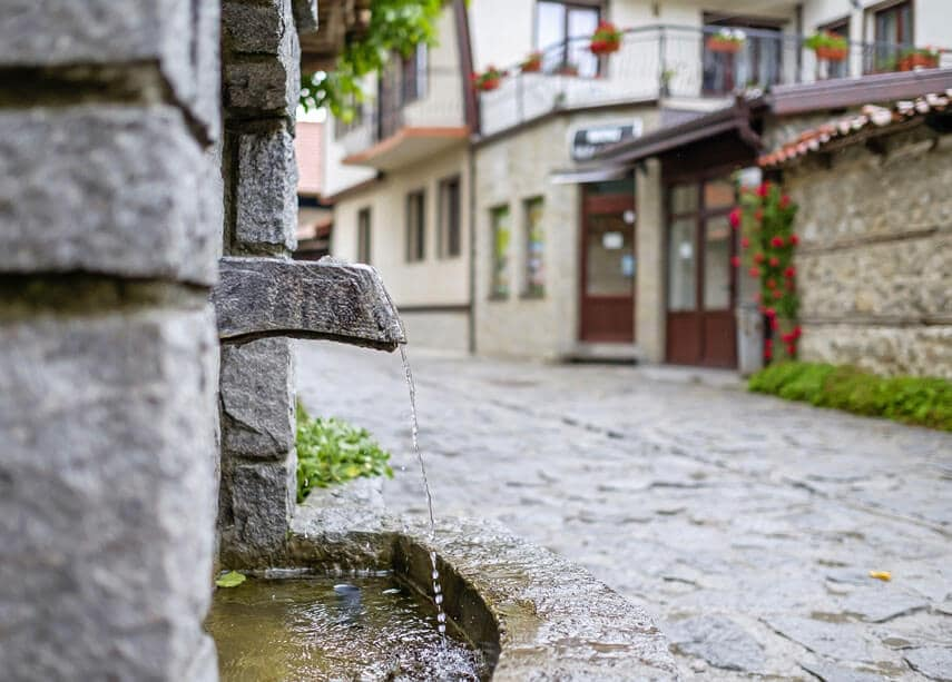 Bansko's Old Town makes for a charming wander.