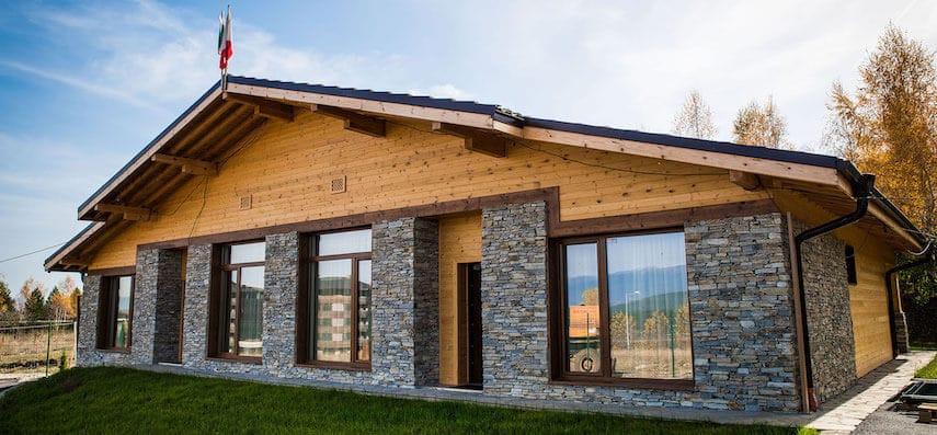 Chalet at the Balkan Jewel Resort & Spa
