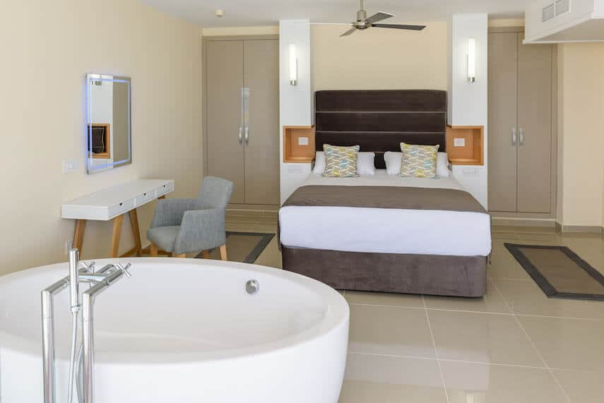 Pearly Grey Ocean Club's Cliff Top Suites are perfect for making your holiday extra special and luxurious
