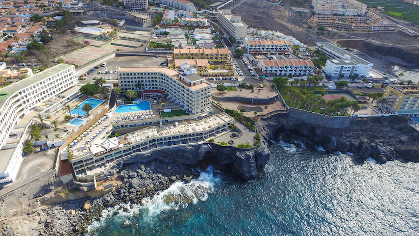 Pearly Grey Ocean Club is one of Tenerife's most popular timeshare resorts