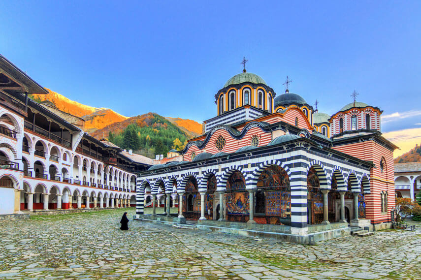 Rila Monastery is regarded as one of Bulgaria's most important cultural, historical and architectural monuments