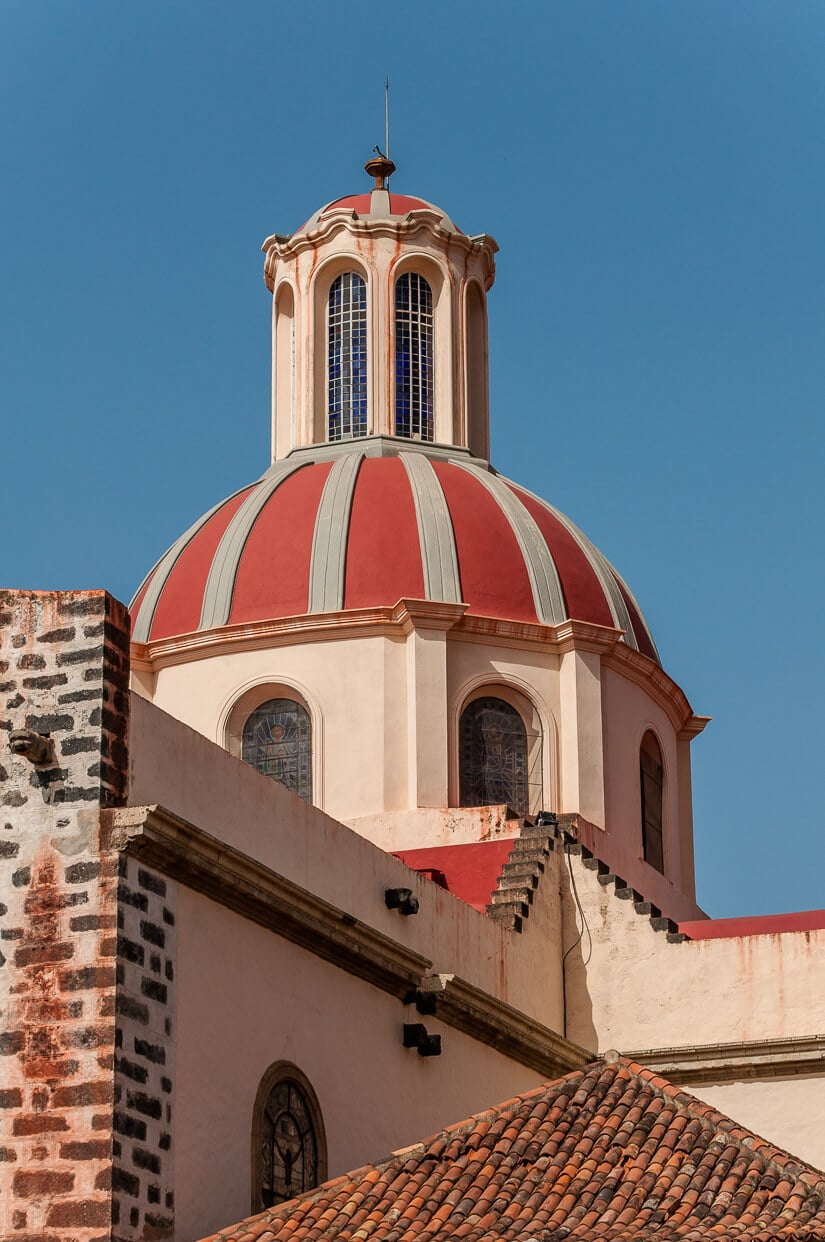 Church of the Conception in La Orotava, Tenerife