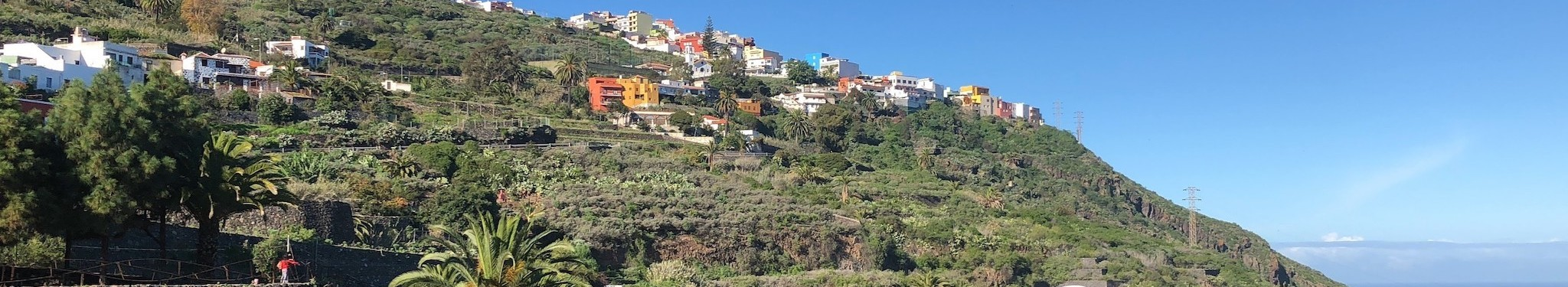 What to do in Tenerife - a view of Icod de los Vinos, in northern Tenerife