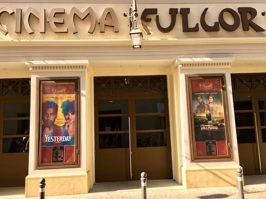 The Fulgor Cinema Rimini is not to be missed during your Rimini holiday
