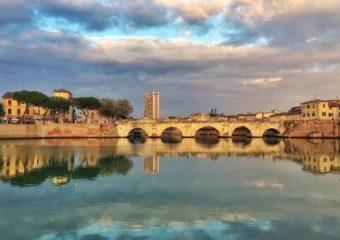 The Tiberius Bridge, Rimini 2