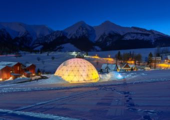 From Glamping in the UK to Ždiar in the High Tatras mountain a real experience awaits