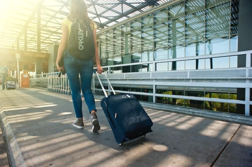 Pack your luggage efficiently
