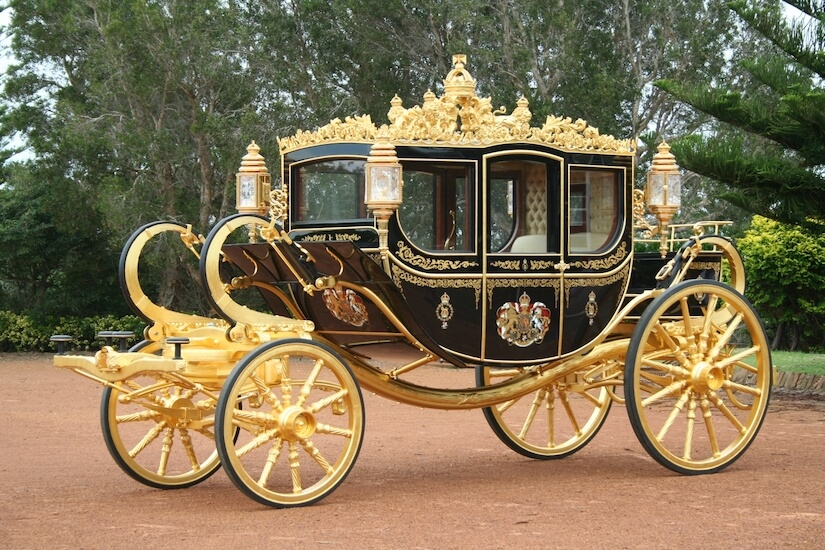 The Queen's Diamond Jubilee State Coach
