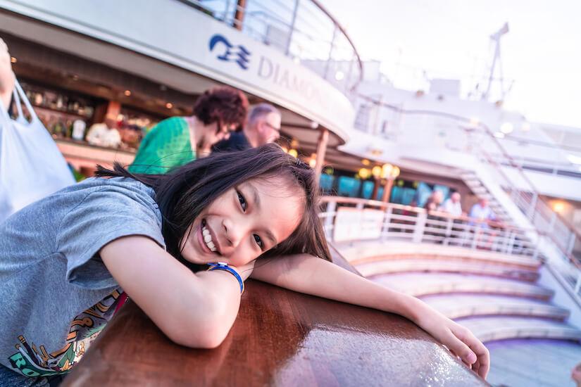 Plain sailing with RCI cruises