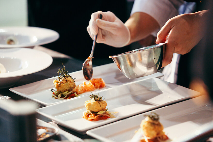 RCI cruises provide everything from fine dining to beautiful buffets