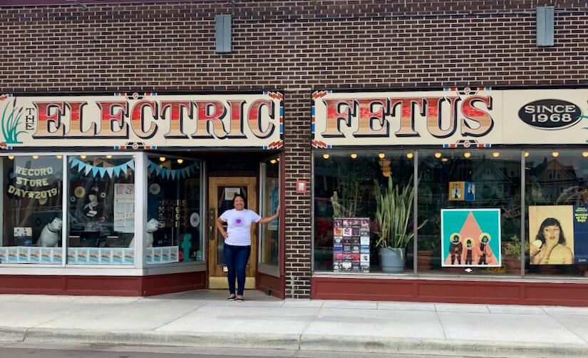 Electric Fetus Minneapolis