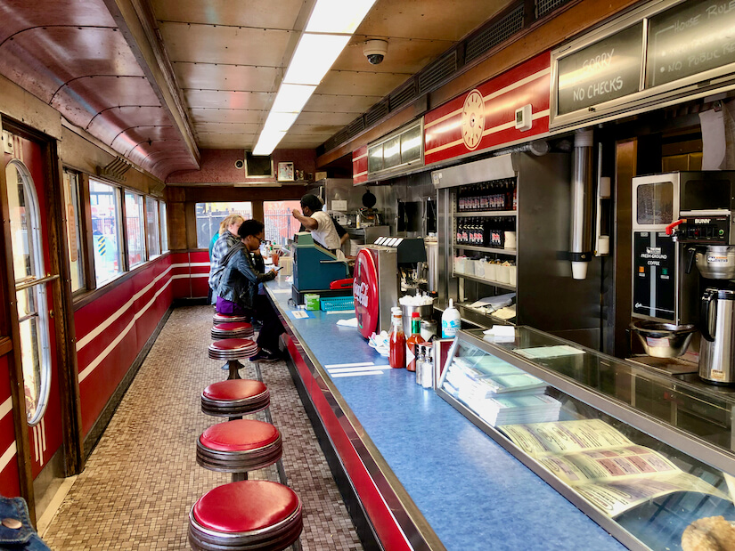Mikey's Diner