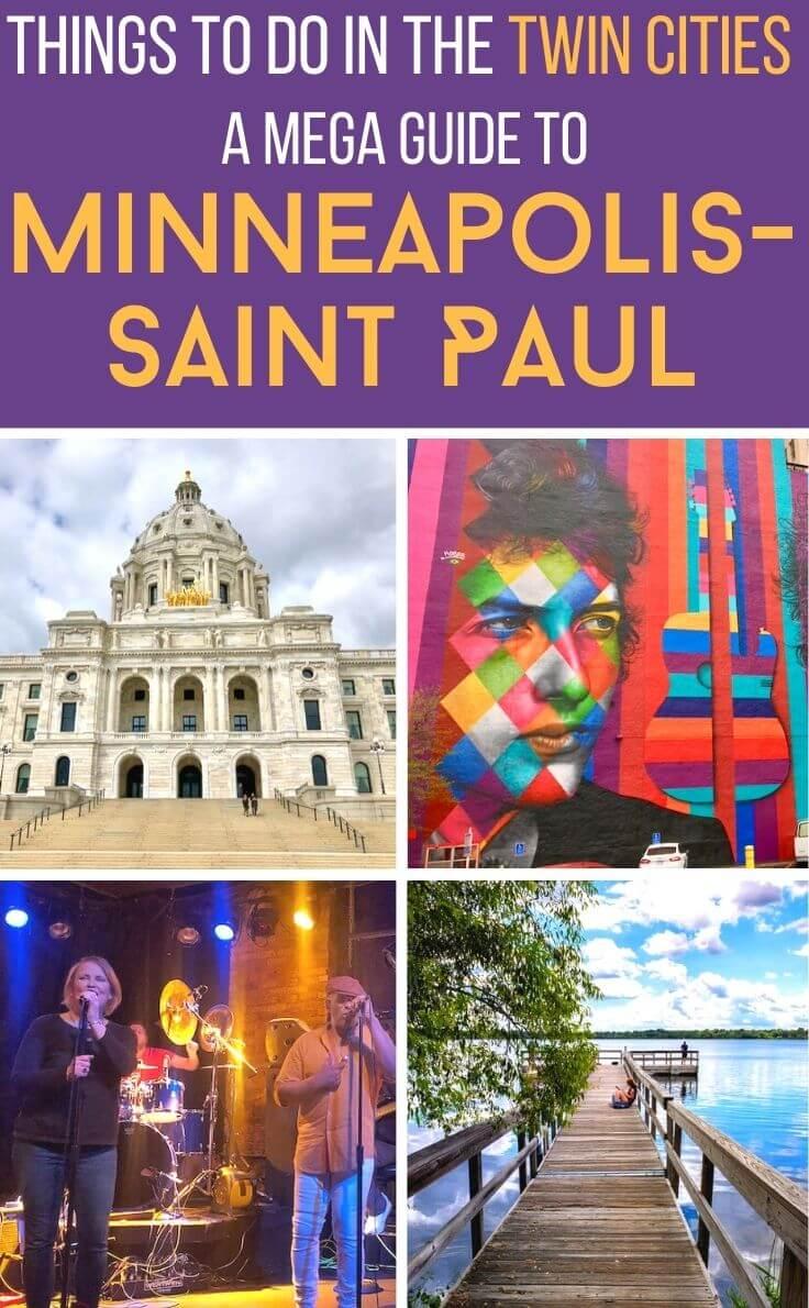Minneapolis-Saint Paul guide