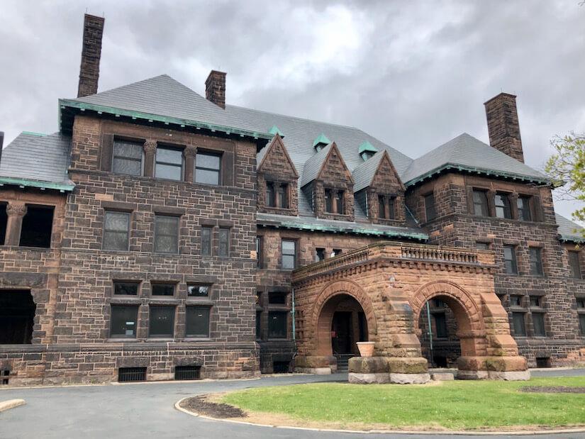 Minnesota's governor's residence