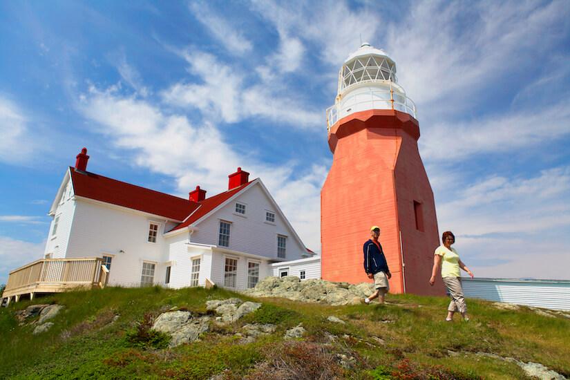 Long Point Lighthouse, Twillingate