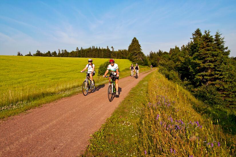 PEI Confederation Trail
