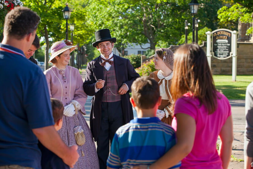 Discover the history of PEI and Canada's Confederation