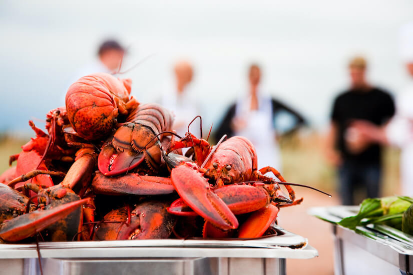 PEI Lobster Party