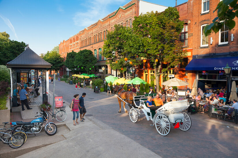 Head to Victoria Row in Charlottetown for cool boutiques and artisan goods