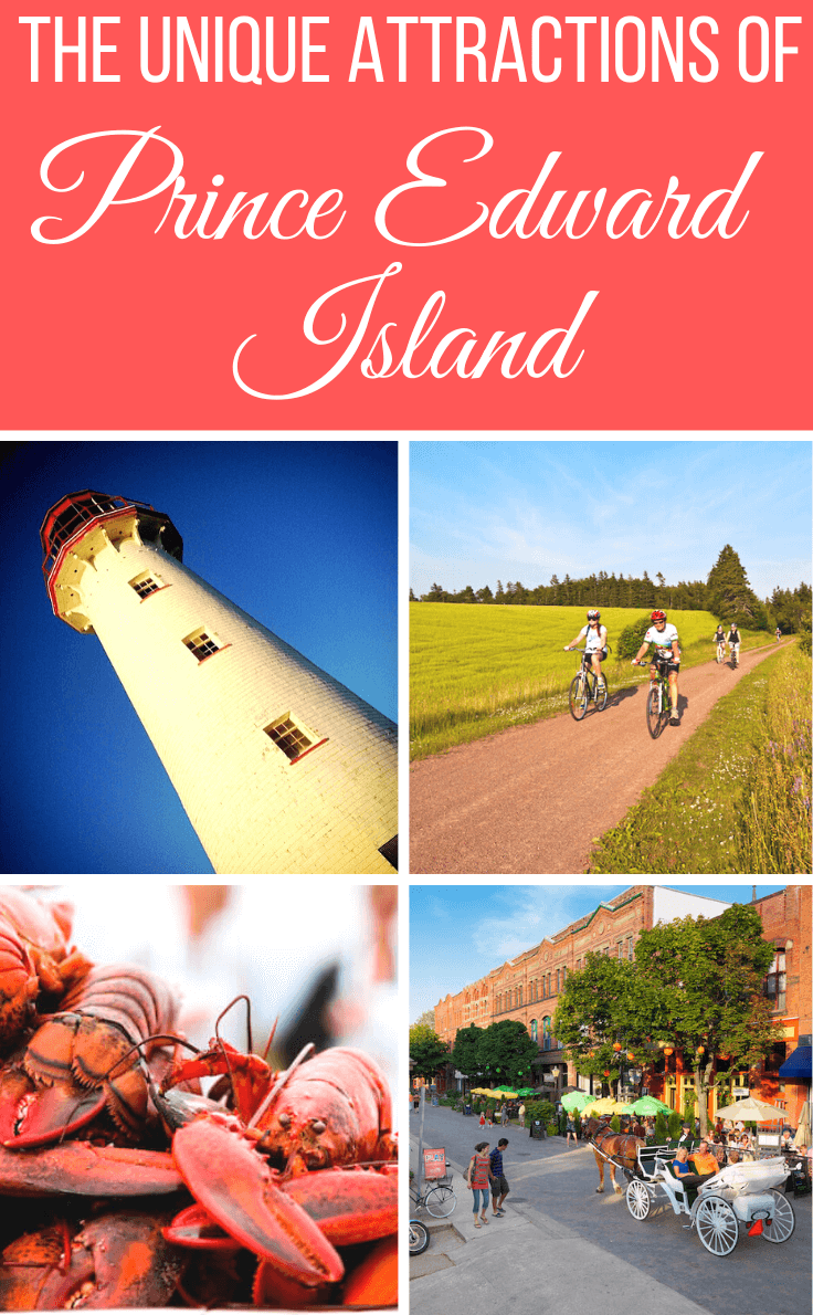 Prince Edward Island attractions